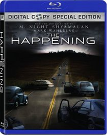 The Happening (Special Edition + Digital Copy) [Blu-ray]