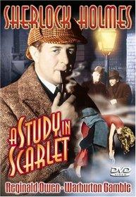 The Sherlock Holmes: A Study in Scarlet