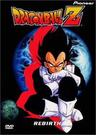 Dragonball Z, Vol. 10 - Rebirth