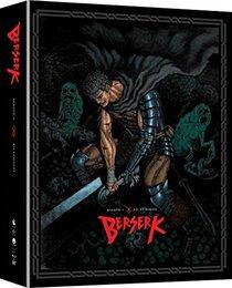 Berserk: Season One (Limited Edition Blu-ray/DVD Combo)