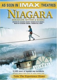 IMAX Presents - Niagara: Miracles, Myths & Magic
