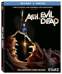Ash Vs. Evil Dead: Season 3 [Blu-Ray + Digital]