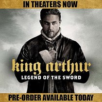 King Arthur: Legend of the Sword (3D Blu-ray + Blu-ray + Digital Combo Pack)