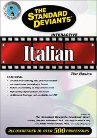 The Standard Deviants - Italian, The Basics