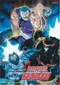 Mobile Fighter G Gundam: Round 3