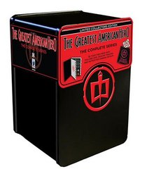 The Greatest American Hero - The Complete Series (Free Cape and Notebook Included)