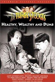 Three Stooges - Healthy Wealthy & Dumb
