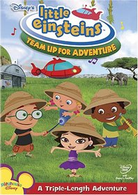 Disney's Little Einsteins - Team Up for Adventure