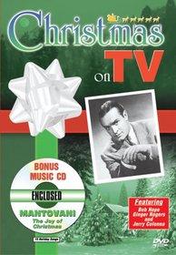 """Christmas on TV with Bonus CD """"Mantovani: The Joy of Christmas"""""""