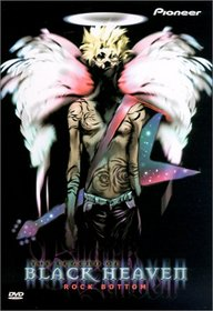 Legend of Black Heaven - Rock Bottom (Vol. 1)