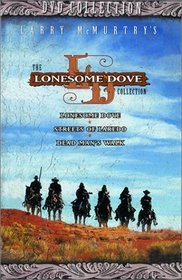 Lonesome Dove Collection  (Lonesome Dove/Streets of Laredo/Dead Man's Walk)