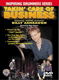 Inspiring Drummers: Takin' Care of Business (DVD)