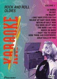 Karaoke Rock N Roll Oldies, Vol. 5