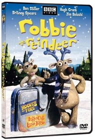 Robbie the Reindeer - Hooves of Fire/Legend of the Lost Tribe (US Versions)