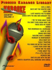 Karaoke Country Collection, Vol. 4
