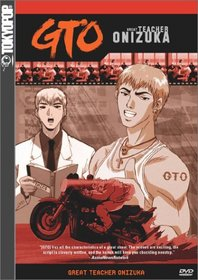 GTO - Great Teacher Onizuka (Vol. 1)