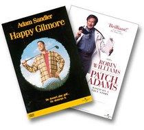 Happy Gilmore & Patch Adams (2pc)