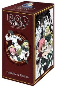 R.O.D -The TV Series - The Complete Set (Vols. 1-7)