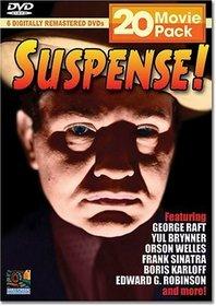 Suspense 20 Movie Pack