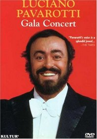Luciano Pavarotti: Gala Concert