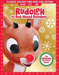 Rudolph the Red Nosed Reindeer Blu-ray/Combo