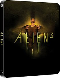 Aliens 3 Blu-Ray Steelbook Director's Cut Extended Edition Region Free UK Import #/4000