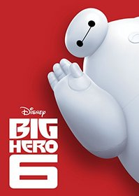 Big Hero 6  (Blur-ay + DVD + Digital HD) [Blu-ray]