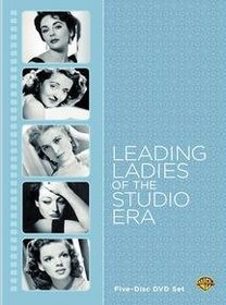 The Leading Ladies Collection (Now Voyager / Mildred Pierce / For Me and My Gal / Father of the Bride / Dial M for Murder)
