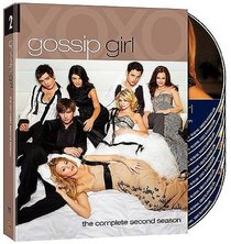 Gossip Girl: The Complete Second Season (with Limited Edition Bonus Disc)