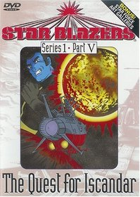 Star Blazers - The Quest for Iscandar - Series 1, Part V (Episodes 18-21)