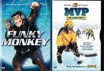 Funky Monkey/MVP: Most Valuable Primate