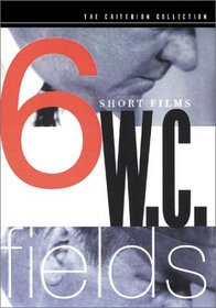 W.C. Fields: 6 Short Films (Criterion Collection Spine #79)