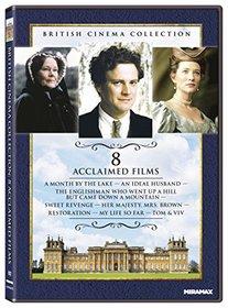 British Cinema Collection (8-Film) [DVD]