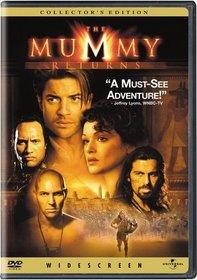 The Mummy Returns (Widescreen Collector's Edition) - Land of the Lost Movie Cash