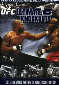 UFC: Ultimate Knockouts, Vol. 6