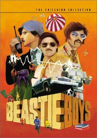 Beastie Boys DVD Video Anthology - Criterion Collection
