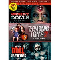 Deadly Dolls Triple Feature with Bonus
