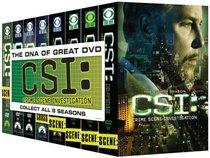 C.S.I.: Crime Scene Investigation - Seasons 1-8