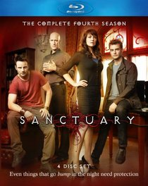 Sanctuary - The Complete Fourth Season [Blu-ray]