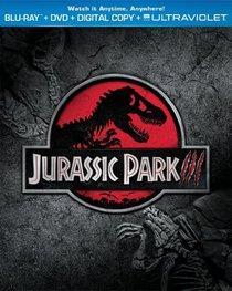Jurassic Park III (Blu-ray + DVD + Digital Copy + UltraViolet)