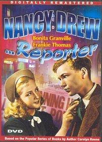 Nancy Drew ...Reporter [Slim Case]