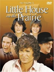 Little House on the Prairie - The Complete Season 5