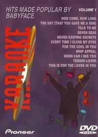 Karaoke Hits by Babyface - Vol.1