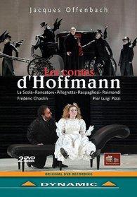 Offenbach - Les Contes d'Hoffmann / La Scola, Rancatore, Allegretta, Raspagliosi, Raimondi, Chaslin, Macerata Opera