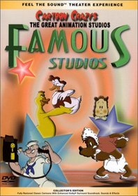 The Great Animation Studios: Famous Studios