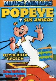 Popeye y Sus Amigos: Mitologia Griega