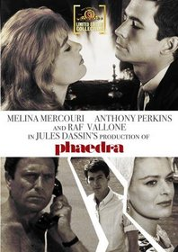 Phaedra (MGM Limited Edition Collection)