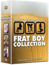 Frat Boy Collection: Porky's/Bachelor Party/PCU