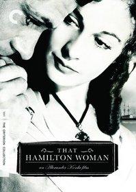 That Hamilton Woman- Criterion Collection