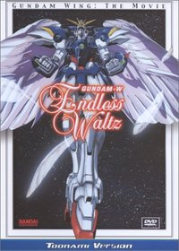 Gundam Wing the Movie - Endless Waltz (Edited Version)